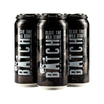 Batch 'Elsie the Milk Stout' Can CTN 16x440ml 4.4%