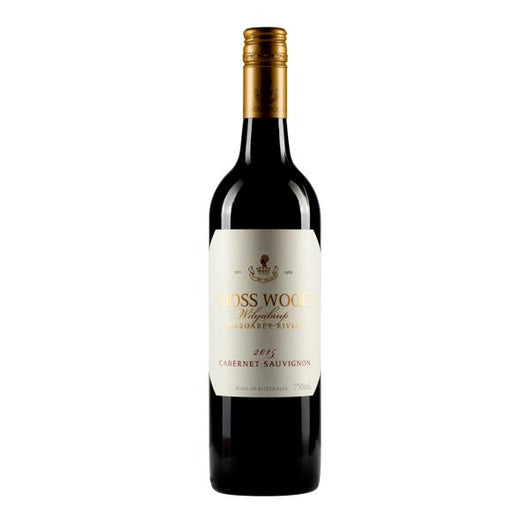 Moss Wood Margaret River Cabernet 2015