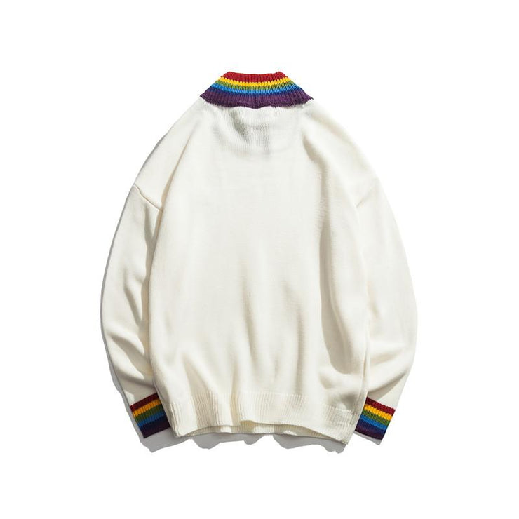 "club Giv ""Bearox"" Pullover Sweater - Multiple Colors"