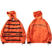 "Club Giv ""Repetitions"" Utility Windbreaker Jacket - Multiple Colors"
