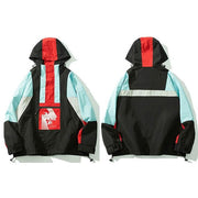 "Club Giv ""Show Up"" Anorak Windbreaker Jacket - Multiple Colors"