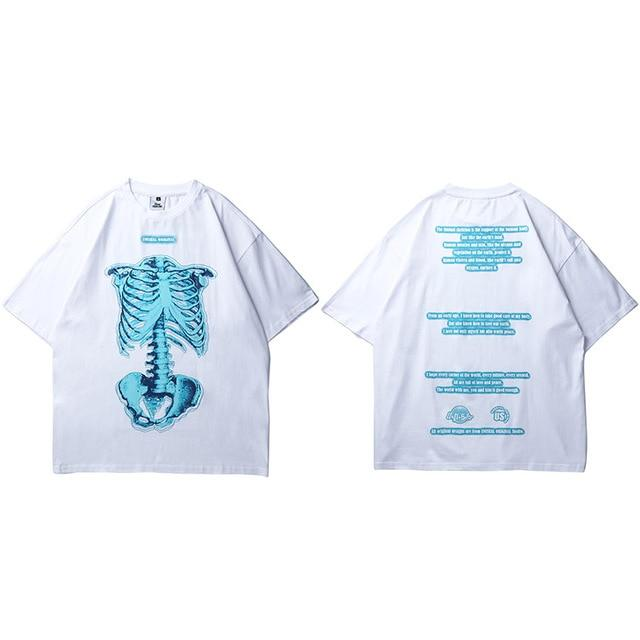 "Club Giv ""Rib Cage"" Tee - Multiple Colors"