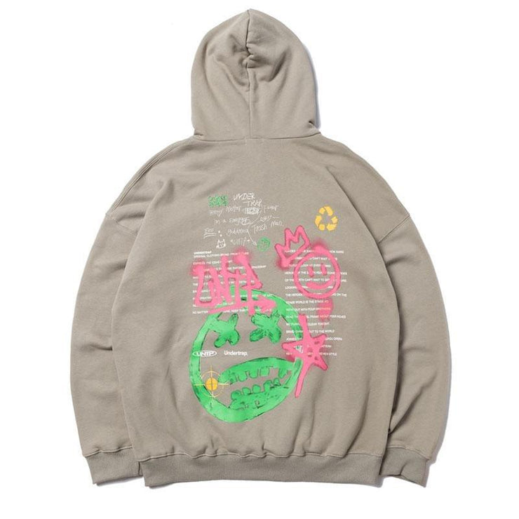 "Club Giv ""Disappeared"" Hoodie - Multiple Colors"