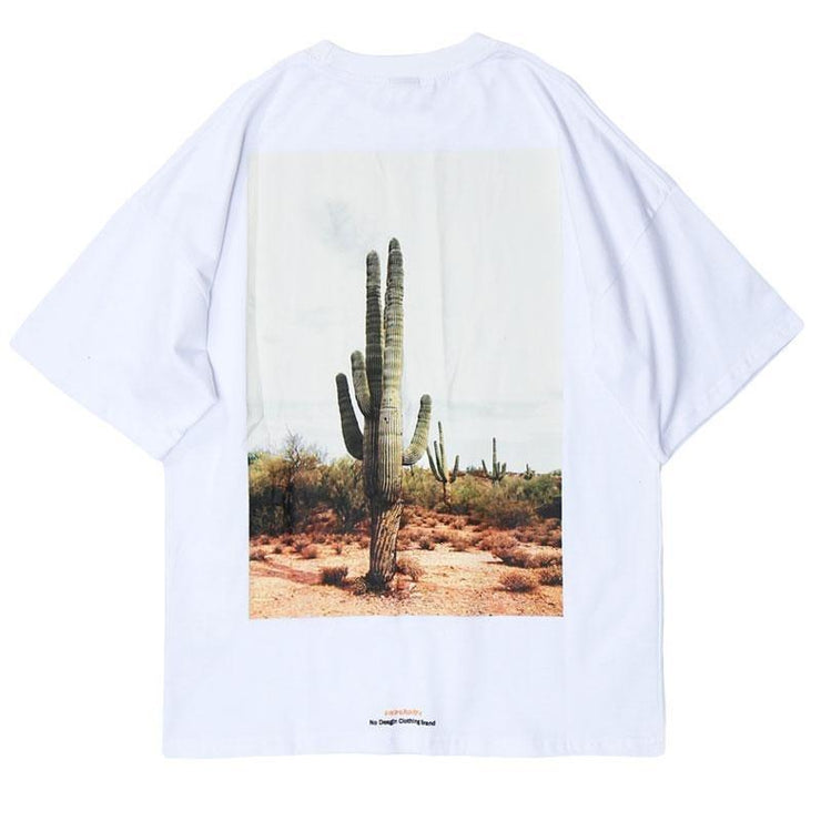 "Club Giv ""Cactus"" Tee - Multiple Colors"