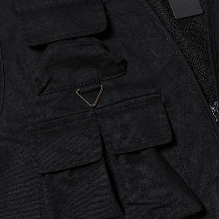 "Club Giv ""Undertrap"" Tactical Utility Cargo Vest"