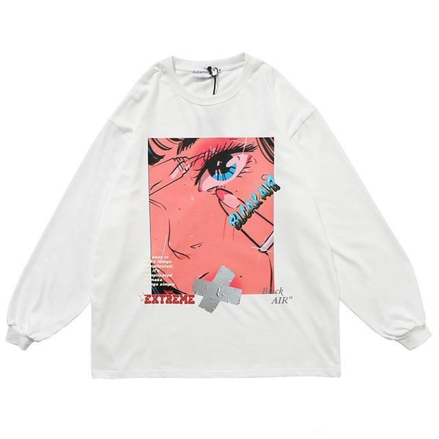 "Club Giv ""Complicated"" Long Sleeve Tee - Multiple Colors"
