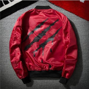 "Club Giv ""Slayer Series"" Bomber Jacket"