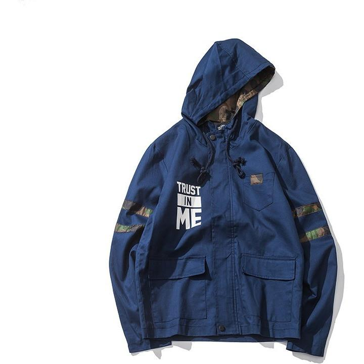"Club Giv ""Trust in Me"" Lightweight Jacket"
