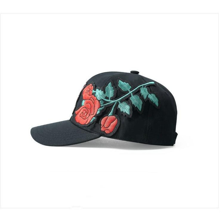 "Club Giv ""Amore"" Snapback Dad hat - Black, Red, White"
