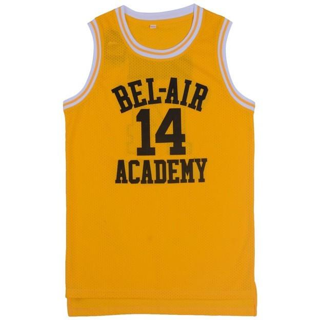 "Fresh Prince of Bel Air Will Smith ""Bel-Air Academy"" Basketball Jersey"