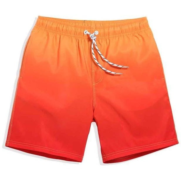 "Club Giv ""Fade"" Swim Trunks Beach Shorts"