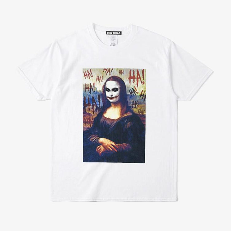 "Club Giv ""Joker Lisa"" Tee"