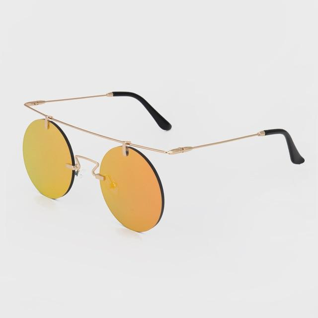 "Club Giv ""Stanton"" Rimless Sunglasses"