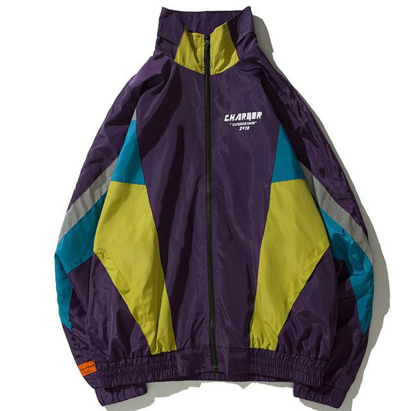 "Club Giv ""Superior"" v2 Windbreaker Jacket"