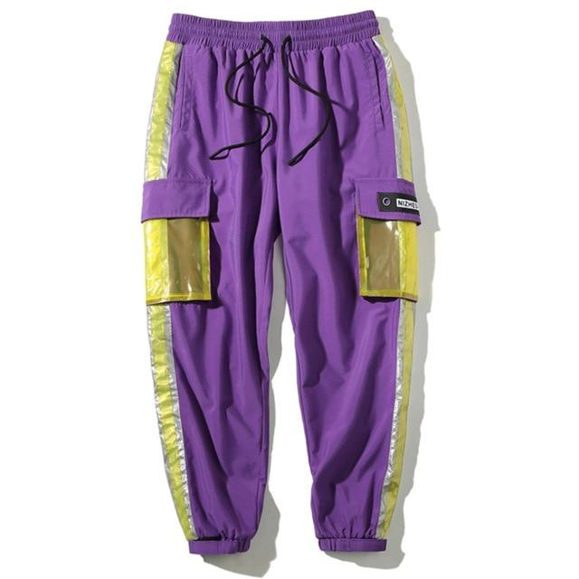 "Club Giv ""Transparency"" Joggers"