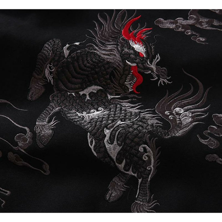 "Club Giv ""Eternal Dragon"" Soft Cotton Hoodie"