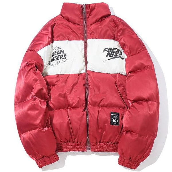 "Club Giv ""Chasers"" Padded Winter Jacket - Multiple Colors"