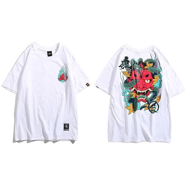 "Club Giv ""Yurei"" Tee - Multiple Colors"