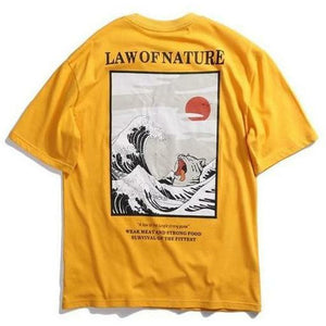 "Club Giv ""Natural Law"" Tee - Multiple Colors"