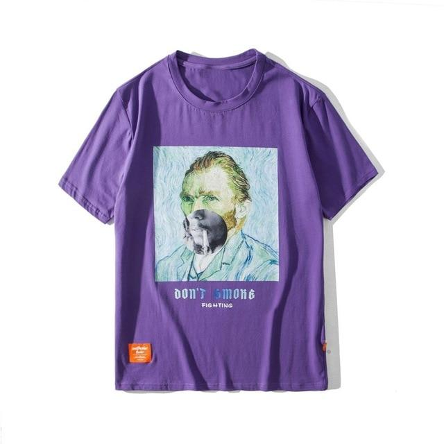 "Club Giv ""Van Gogh"" Tee - Multiple Colors"