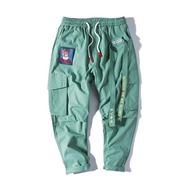 "Club Giv ""Outsiders"" Tactical Cargo Pants - Multiple Colors"