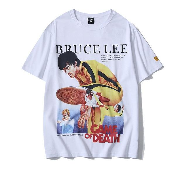 "Club Giv ""Bruce Lee"" Tee - Multiple Colors"