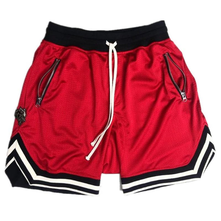 "Club Giv ""Primal"" Athletic Shorts - Multiple Colors"