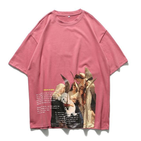 "Club Giv ""Song of Angels"" Tee"