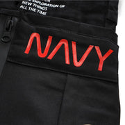 "Club Giv ""NAVY"" Cargo Shorts"