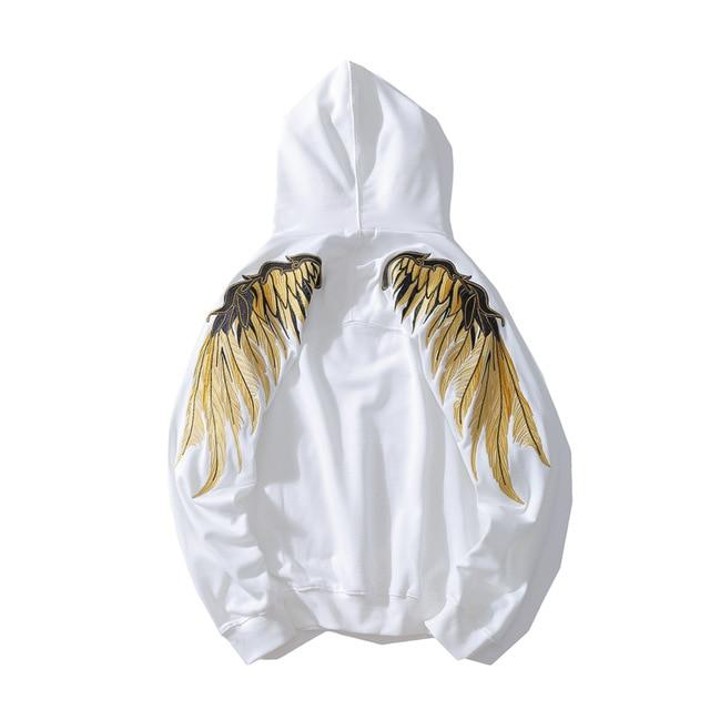 "Club Giv ""Angelic"" Splice Hoodie - Multiple Colors"