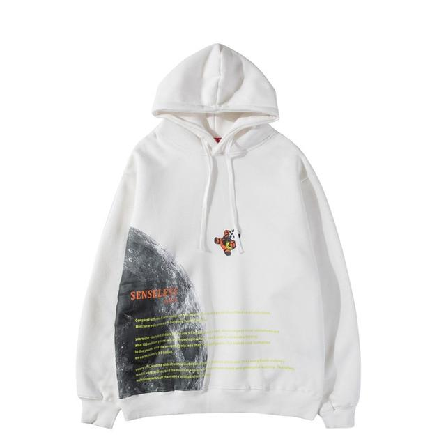"Club Giv ""Space Panda"" Hoodie - Multiple Colors"