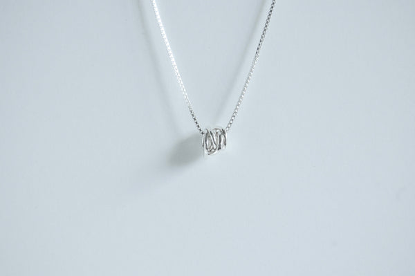 Mira- Knot Necklace