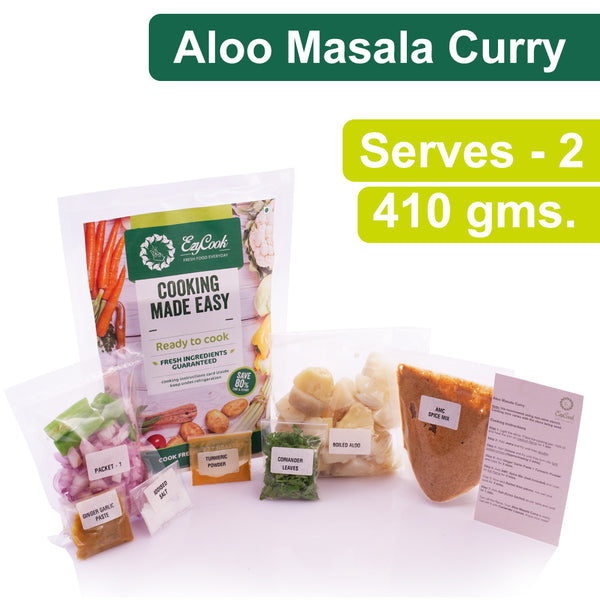 Aloo Masala Curry