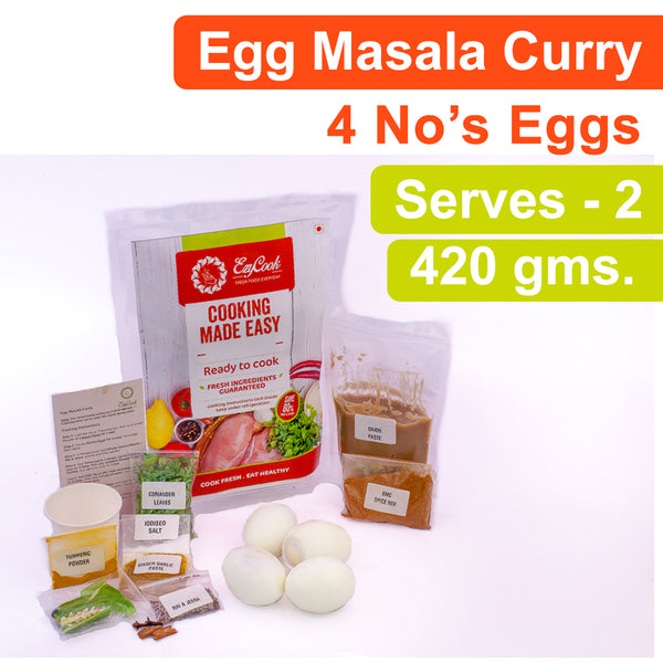 Egg Masala Curry