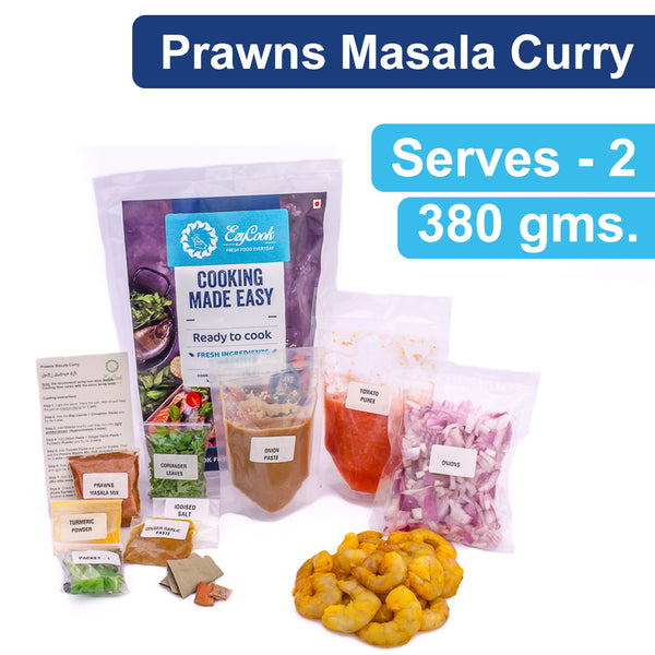Prawns Masala Curry