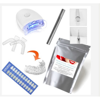 At Home Complete Teeth Whitening Kit