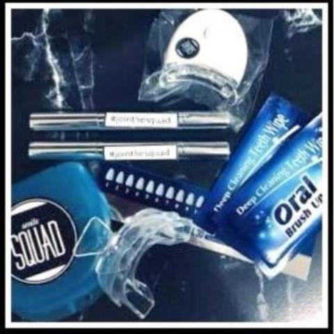 Smile Squad Deluxe Teeth Whitening Kit