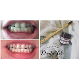 Charcoal Toothbrush & Toothpaste Bundle
