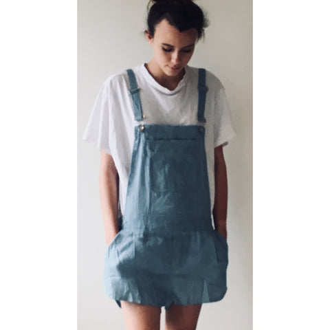 Toby Heart Ginger Loose fit overalls