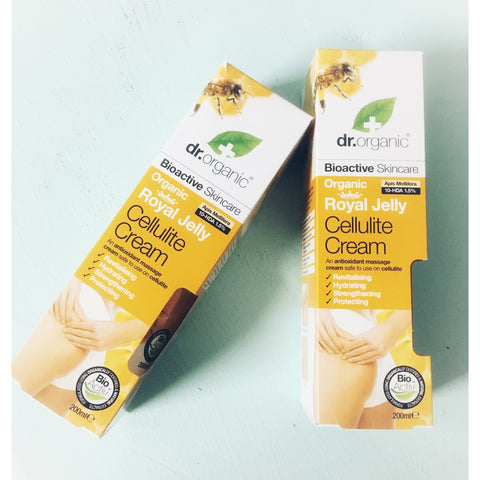 Dr Organic Royal Jelly Cellulite Cream