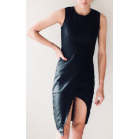 Madison Square Black Dress
