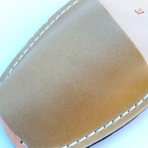 Leather LIGHT TAN - PONS | Purity Lace Designs
