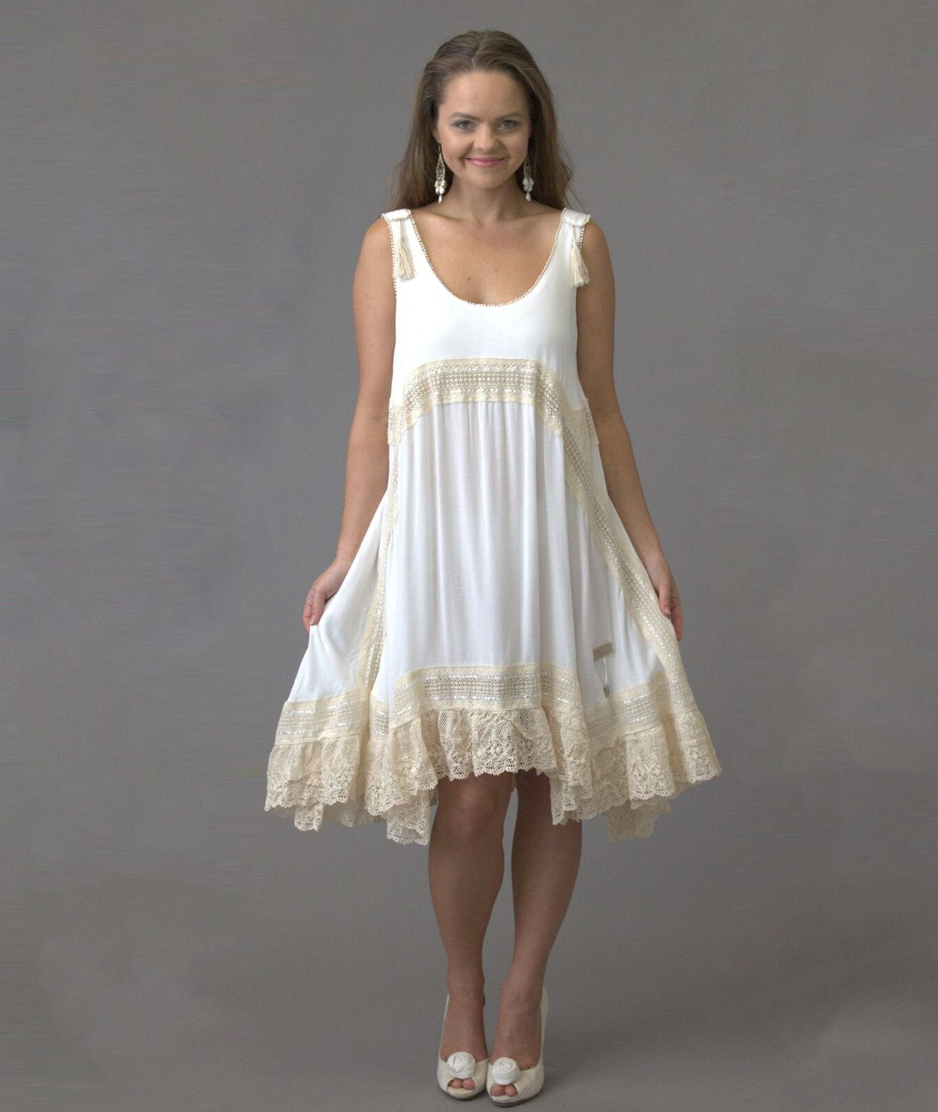 Shekinah Lace Dress