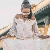 Bronte Lace Top