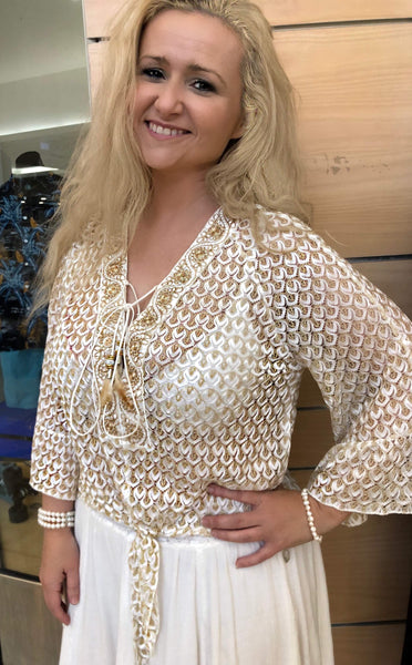 Bellie Boo Blouse
