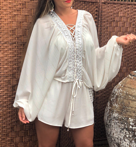 Glamour Girl Blouse