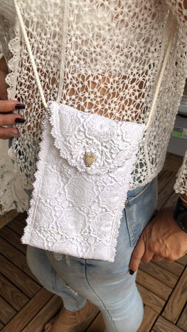 Glasses Bag - Purity Lace Designs