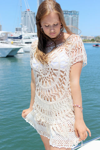 Juli Ann Top - Purity Lace Designs