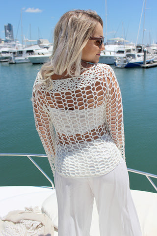 Gypsy Rose Top - Purity Lace Designs