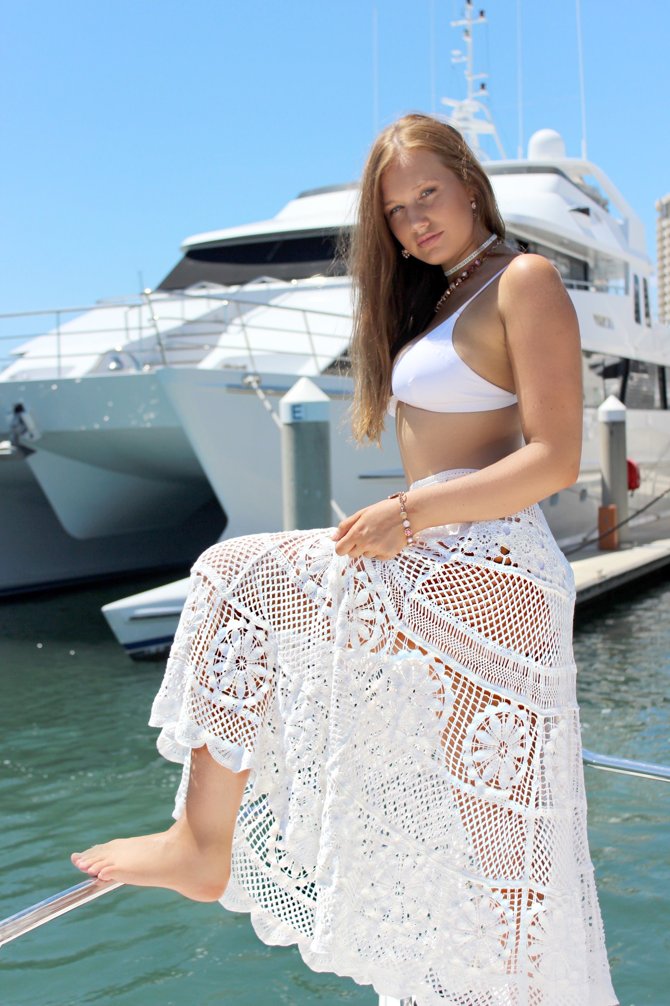 Bella Boho Skirt